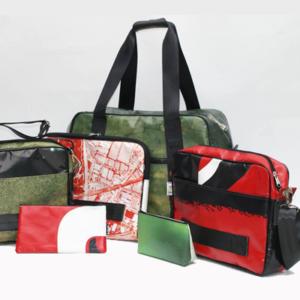 Sac et sacoche Bilum - sacs et accessoires upcyclés