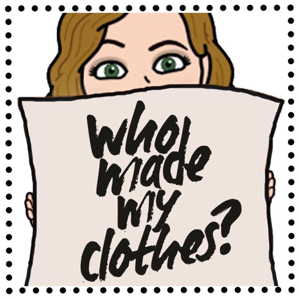 "campagne ""who made my clothes"" pour une mode éthique"