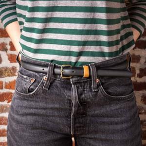 La Vie est Belt - ceintures en matières recyclées