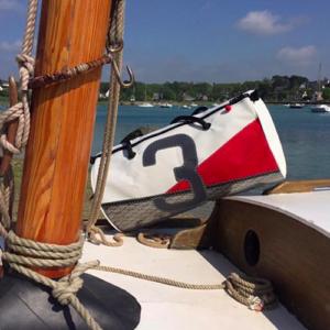 Vausselia - accessoires en voile de bateau