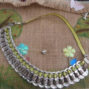 La puce créative - bijoux à partir de produits recyclés