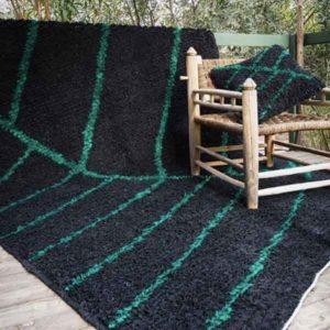 Djeann - tapis à partir de fibres recyclées