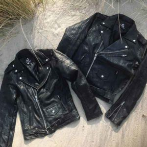 Pelechecoco - vestes en cuir recyclé