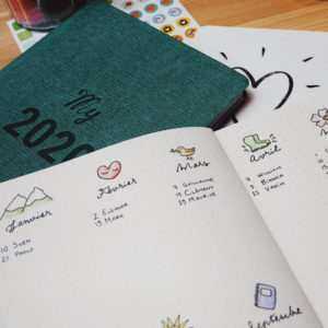 My agenda 365 - agendas en papier recyclé