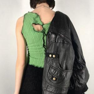 Andrea Crews - marque parisienne de vêtements upcyclés