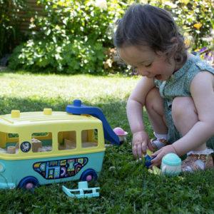 Les Mini Mondes - Des jouets en plastique recyclé