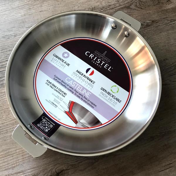 Cristel - Choisir ses poêles et casseroles