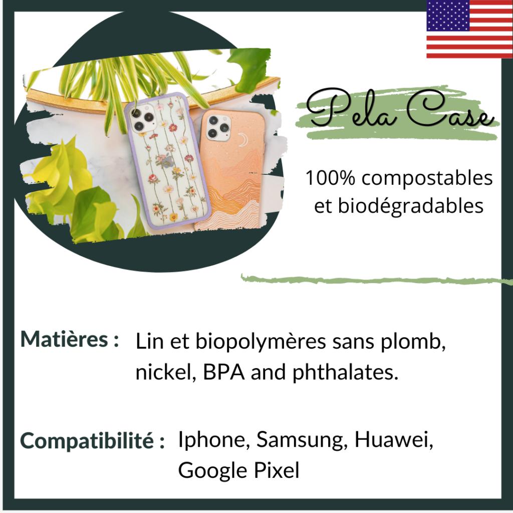 Pela Case - coques écologiques