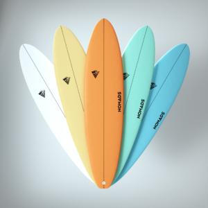 Nomads Surfing - Planches de surf et accessoires éthiques