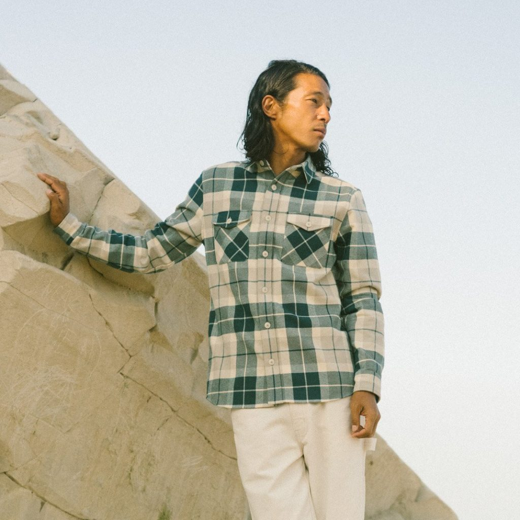 Hopaal - marque de mode homme écoresponsable et recyclée