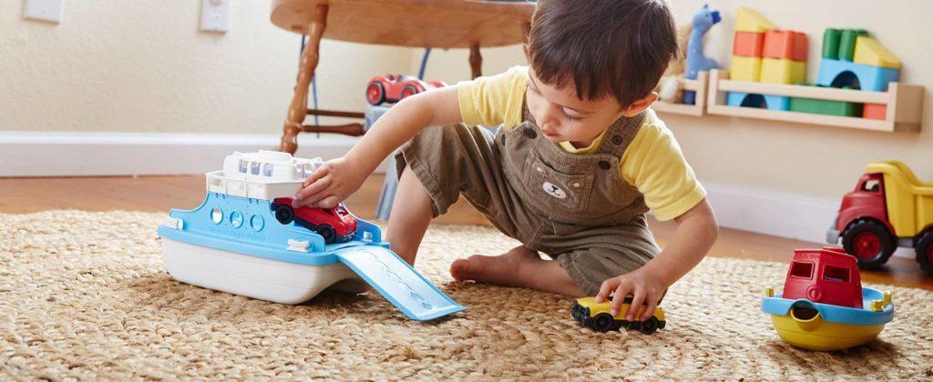 Green Toys - jouets bébés 100% recyclés