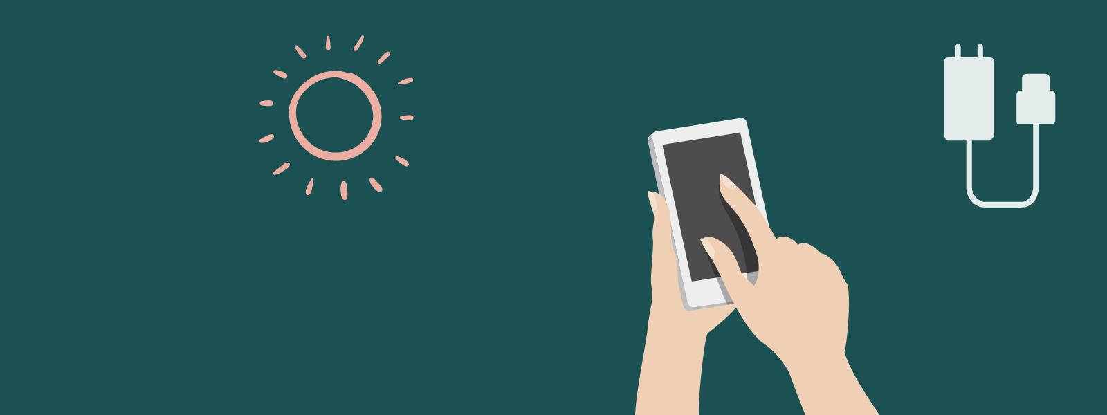 {Eco-geste} Prolonger la vie d'un smartphone